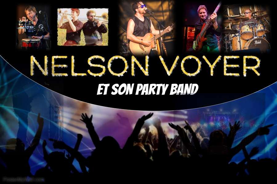 NELSON VOYER BAND